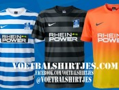 Neue MSV Duisburg trikots 2014