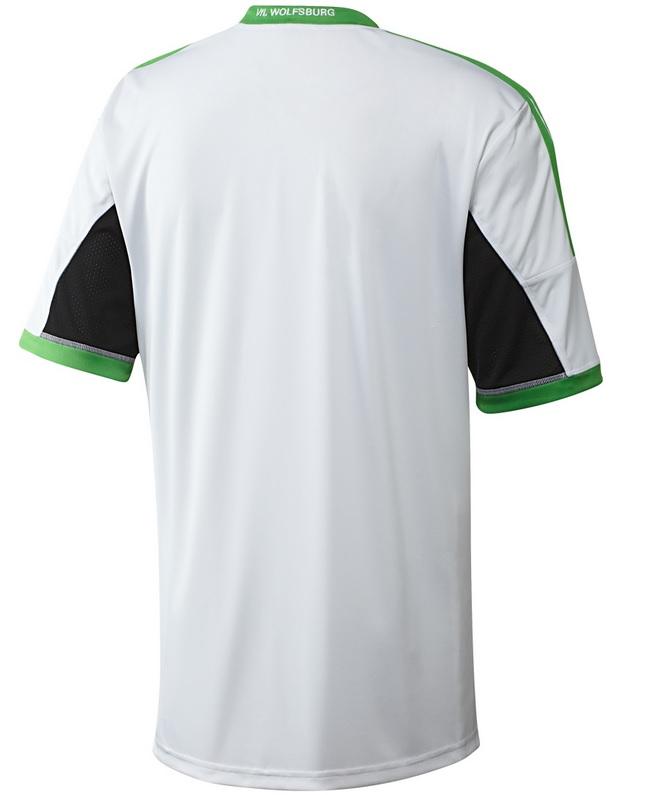 vfl wolfsburg shirt 2014