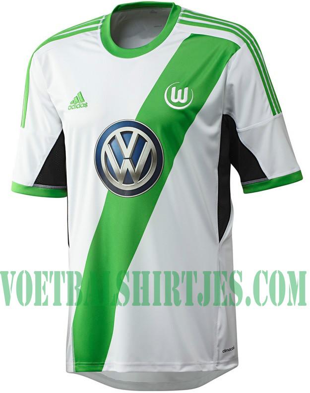 Wolfsburg trikot 2014