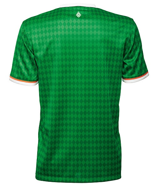Werder Bremen thuisshirt 2014