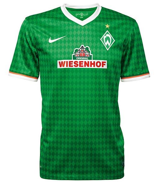 Werder Bremen trikot 2014