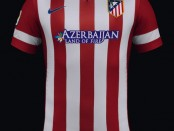 ATLETICO MADRID shirt 2014