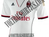AC Milan away shirt 2014