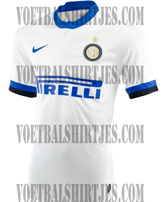 Maglia Inter away 13-14