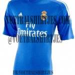 Real Madrid uitshirt 2013/2014