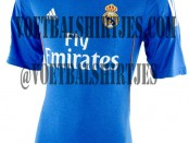 Real madrid away shirt 2014