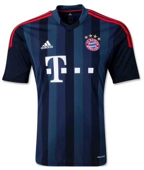 bayern Munich trikot 2014