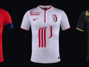 Maillots LOSC Lille 13 14