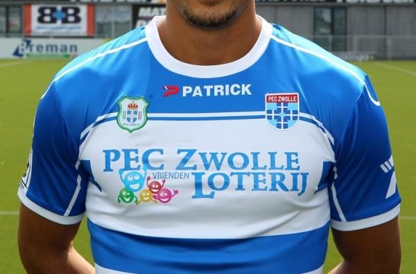 PEC Zwolle tenue 2013 2014