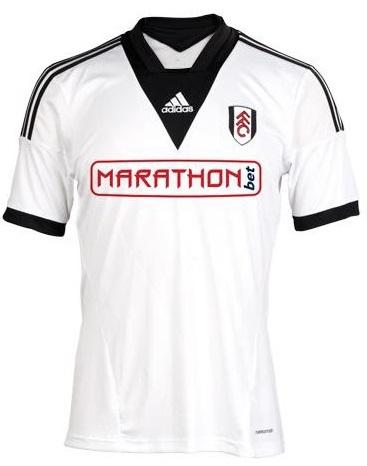 Fulham home kit 13-14