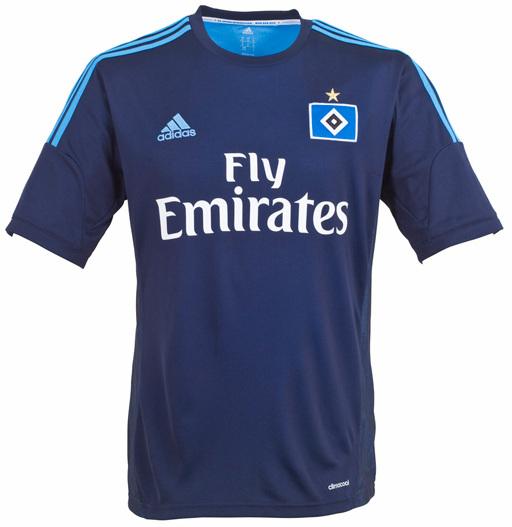 HSV shirt 2014 uit
