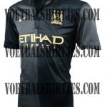 Manchester City uitshirt 2013/2014