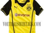 Borussia Dortmund champions league trikot 2014