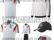 adidas DFB world cup 2014 training tops