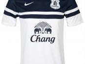 everton fc third shirt 13 14