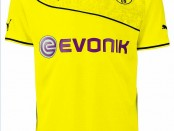 BVB winter trikot 2013 2014