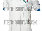 Italië uitshirt WK 2014