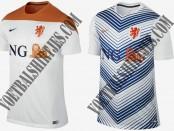 Nike trainings shirt Nederlands Elftal WK 2014