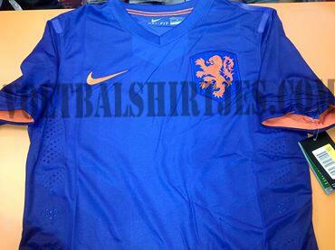 Nederlands Elftal shirt WK 2014