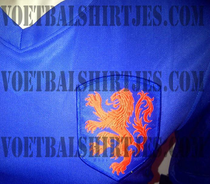 Nederlands elftal logo knvb 1889 2014