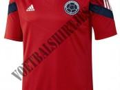 Camiseta Colombia away 2014 2015