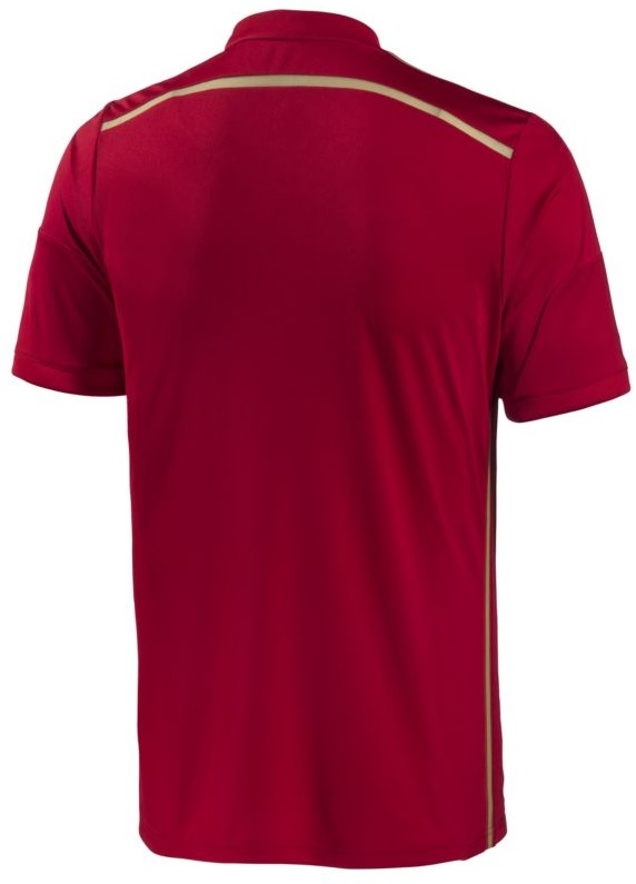 Spain World Cup jersey 2014 2015