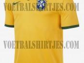 Brazil world cup jersey 2014