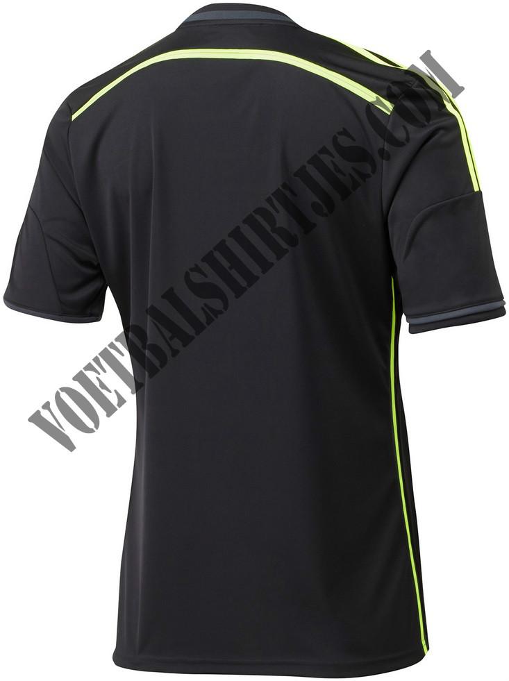 Spanje Wk shirt 2014 uit