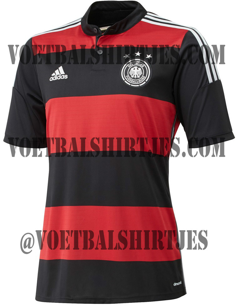 Germany trikot away 2014 2015