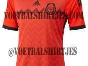camiseta Mexico copa del mundo 2014