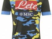 Napoli camouflage shirt 2014