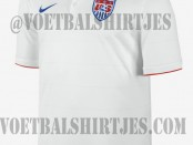 United States home jersey 2014 2015