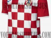 Kroatië thuisshirt 14 15