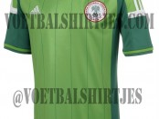Nigeria home shirt 2014 2015