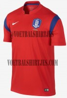 south korea home shirt 2014 2015