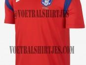 south korea home shirt 2014 2015