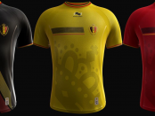 België voetbaltruitjes 2014