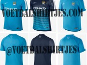 Manchester city training kits 14 15