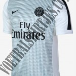 PSG pre-match & training tops 14/15