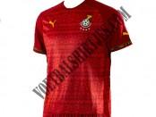 Ghana away jersey 2014