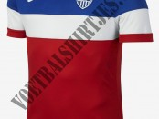 USA away shirt 2014