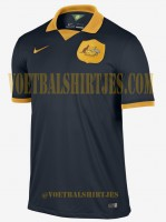 Australia world cup 2014 away shirt