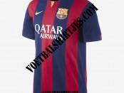 FC Barcelona shirt 2015