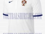 Camiseta 2 Portugal 2014
