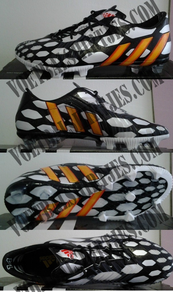 Predator WC 2014 boots