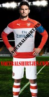 Arsenal Puma training top 2014 2015