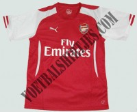 Arsenal shirt 2015