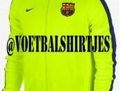 FC Barcelona jacket 2014 2015