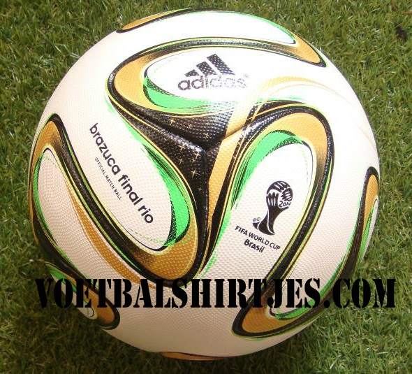 Brazuca World Cup final match ball adidas