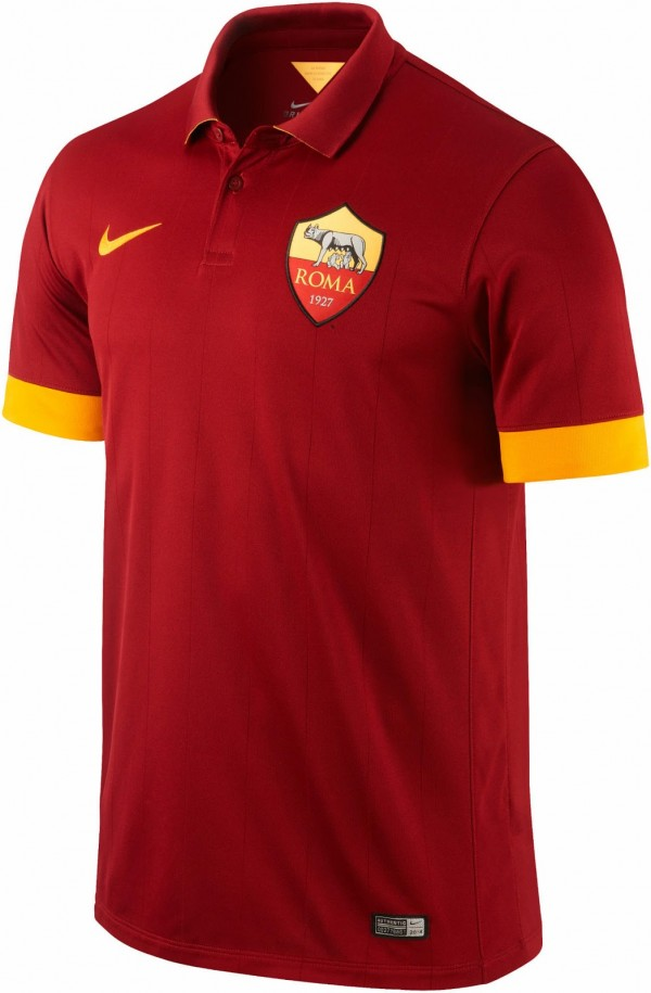 AS Roma shirt 2015